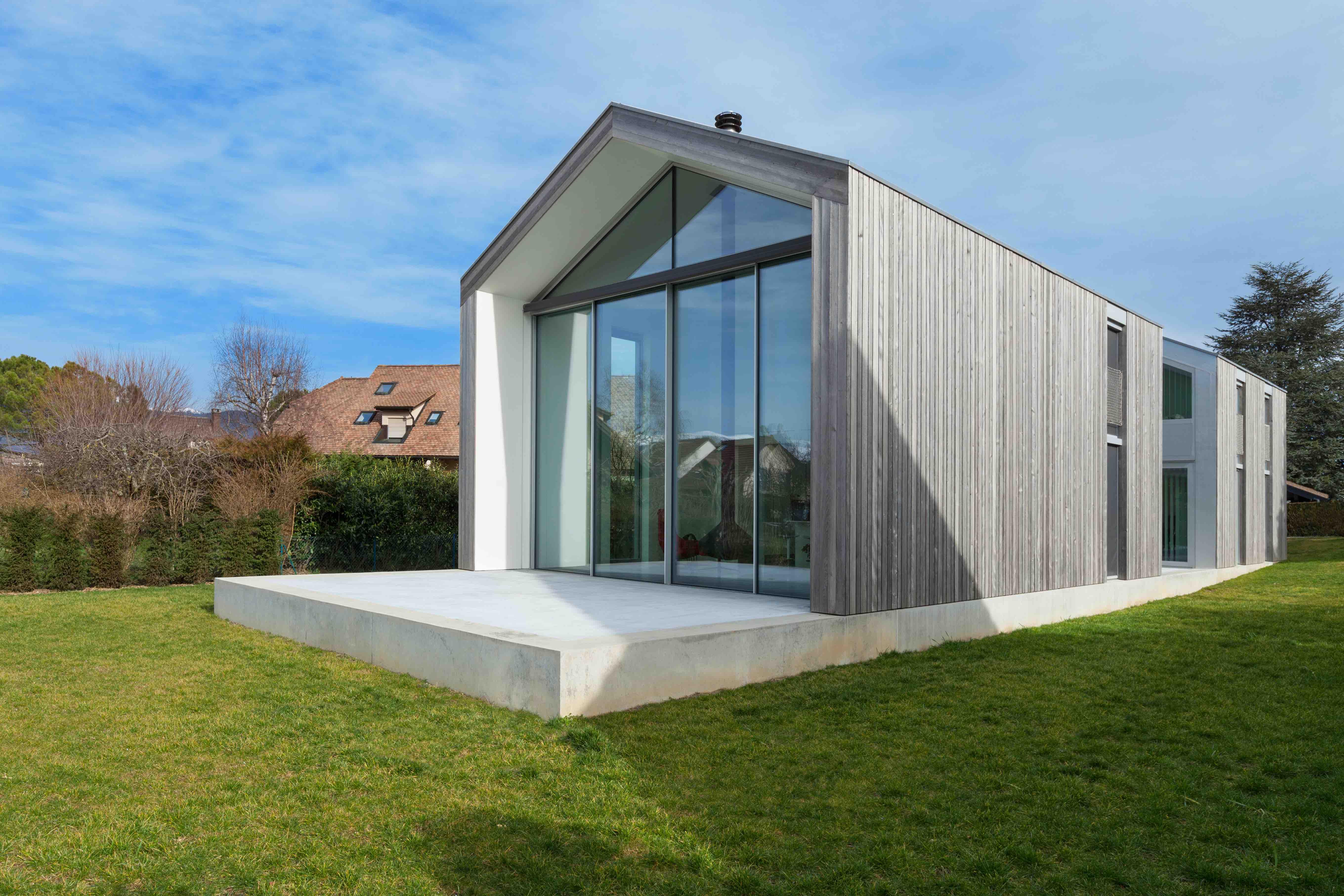 Maison En Bois Normandie maitre d'oeuvre en normandie : greenhouseproject