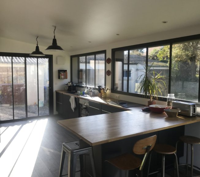 Extension type atelier